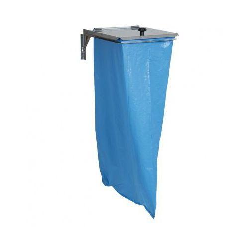 Uchwyt na worki na odpady z wiekiem marki B2b partner