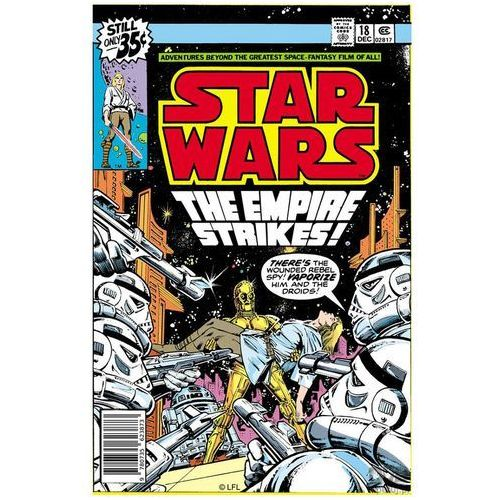 Obraz star wars: the empire strikes 70-460 marki Graham&brown