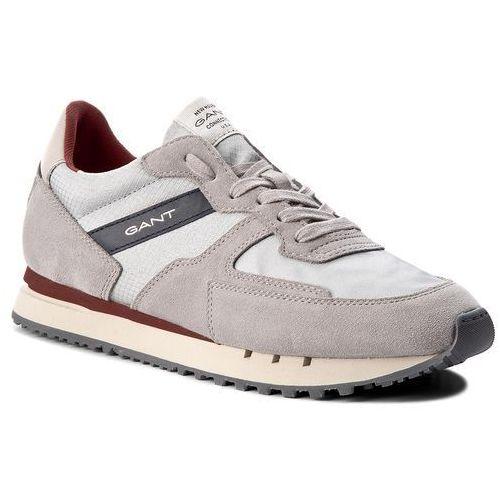 Sneakersy GANT - Duke 16639529 Sleet Gray/Silver G845, kolor szary