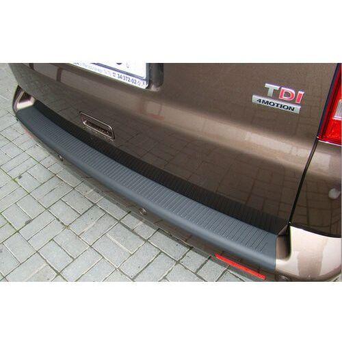Nakładka na zderzak VW T5 Transporter Caravelle poliuretan