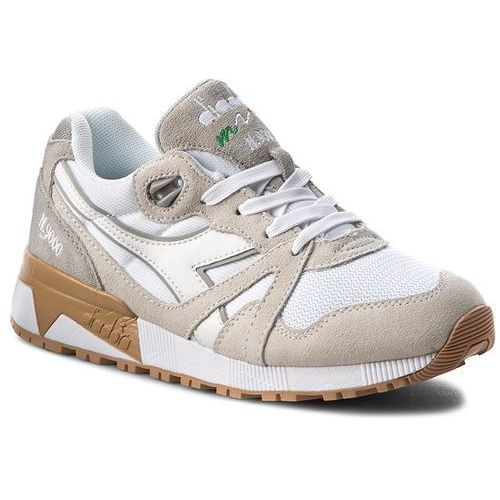Sneakersy DIADORA - N9000 III 501.171853 01 C4157 White/High Rise, kolor beżowy