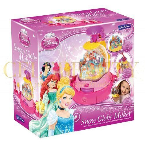 Disney Princess Snow Globe Maker Kule Śnieżne