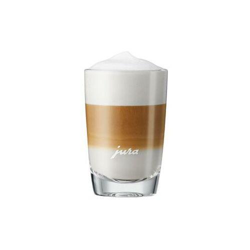 dwie szklaneczki do latte macchiato 220ml marki Jura