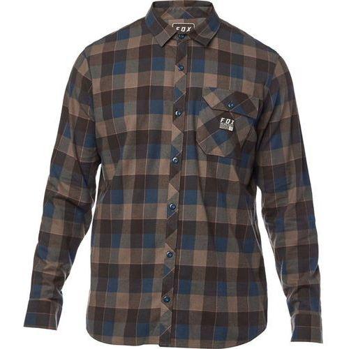 Fox Koszula - rowan stretch flannel nvy (007) rozmiar: m