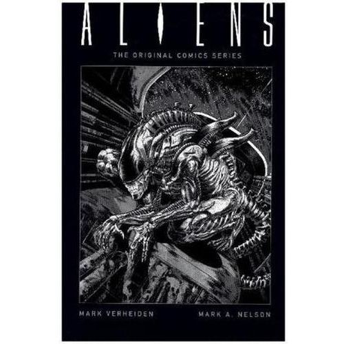 Aliens 30th Anniversary: The Original Comics Series, Verheiden, Mark