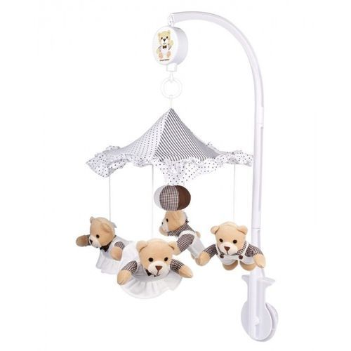 , karuzela pluszowa misie pod parasolem, marki Canpol babies