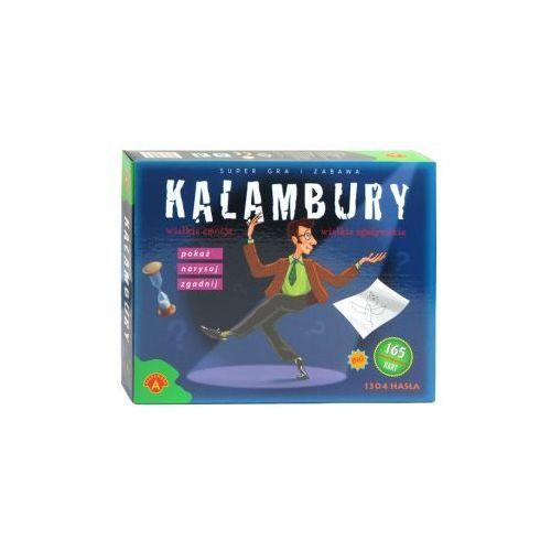 OKAZJA - Alexander Kalambury. wersja big. gra planszowa