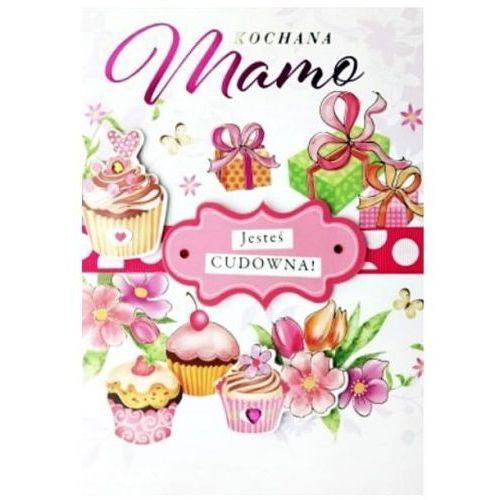 Karnet na Dzień Matki HM-200-699 - PAN DRAGON