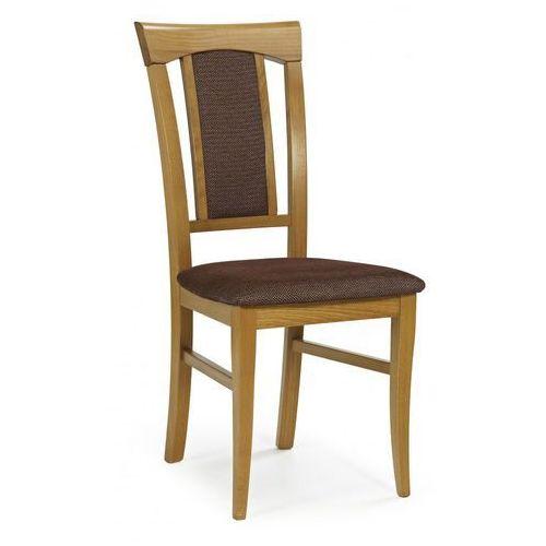 Stylowe krzesło do jadalni konrad olcha / gwarancja 24m / najtańsza wysyłka! marki Halmar