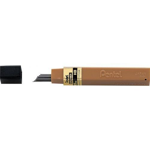 Pentel wkład do ołówka grafit 0.5/2H Szybka dostawa! Darmowy odbiór w 21 miastach! (3474370504166)