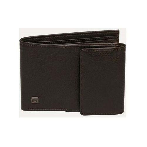 Portfel - compact leather brown brown (brown ) rozmiar: os marki Reell