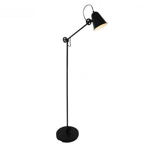 Anne Lighting ANNE Lampa Stojąca Czarny, 1-punktowy - - Obszar wewnętrzny - ANNE - Czas dostawy: od 10-14 dni roboczych