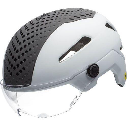 annex shield mips kask rowerowy biały m   55-59cm 2018 kaski miejskie i trekkingowe marki Bell