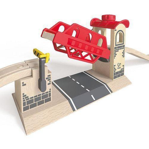 Hape Dodatek do kolejki dla dzieci most zwodzony