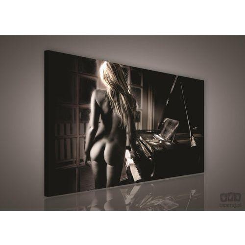 Obraz sexy lady przy fortepianie pp197o1 od producenta Consalnet