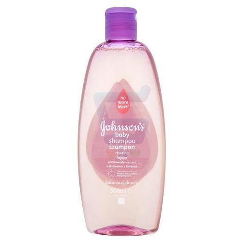 Johnsons baby Johnson&johnson baby szampon dla dzieci lawenda 500ml (3574660215564)