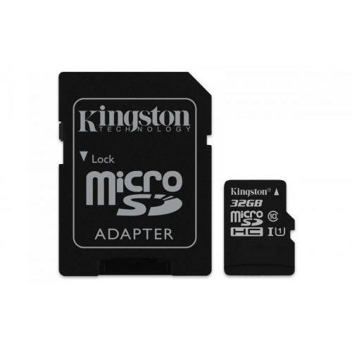 Kingston microSD 32GB, 39F3-209AE
