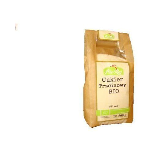 Bio raj Cukier trzcinowy jasny bio 500 g (5907738150395)