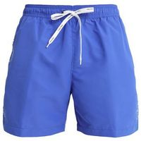 Calvin Klein Swimwear MEDIUM DRAWSTRING Szorty kąpielowe dazzling blue, poliester