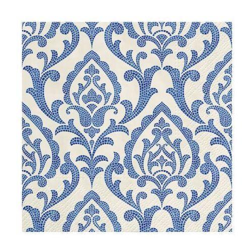 Serwetki Portuguese Tiles 33 x 33 cm 20 szt. (5906360489781)