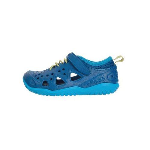 Crocs Swiftwater Play Crocs dziecięce Niebieski 27-28
