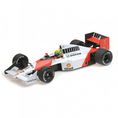 McLaren Honda MP4-5B #27 Ayrton Senna World Champion 1990 - DARMOWA DOSTAWA!!! (4012138013902)