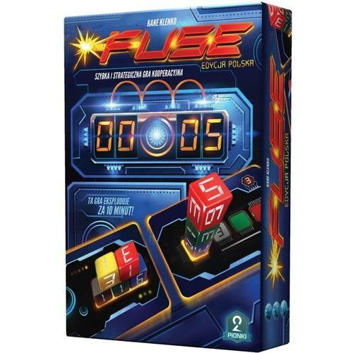 Fuse. Edycja polska - Portal Games (5902560380910)