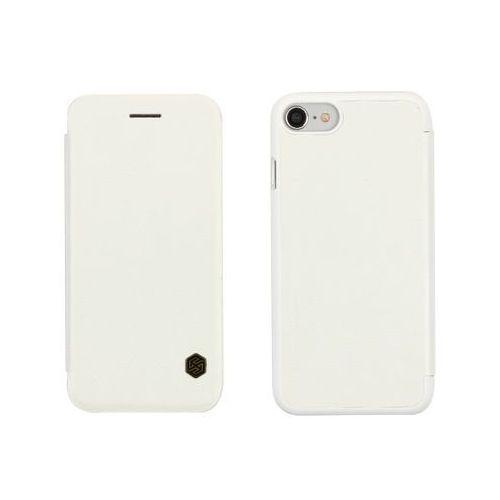 Apple iphone 7 - etui na telefon qin - białe marki Nillkin