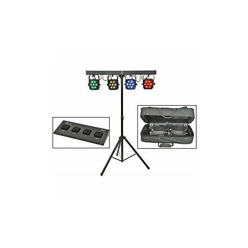 QTX LED PB-7 High Power PAR Bar, zestaw oświetleniowy (5015972160473)