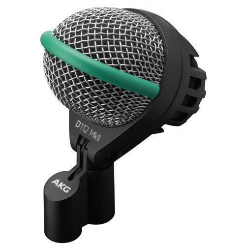 Akg d-112 mkii mikrofon dynamiczny do stopy