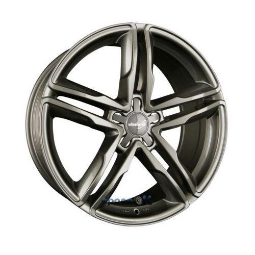 Wheelworld wh11 dark gunmetal glänzend (dgm plus) einteilig 7.50 x 17 et 35
