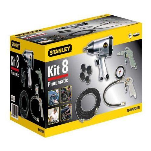 Akcesoria pneumatyczne klucz 8 części marki Stanley