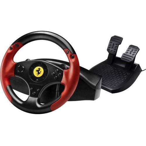 Kierownica THRUSTMASTER Ferrari Red Legend Edition (PS3/PC)