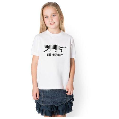 Megakoszulki Koszulka dziecięca kot kreskowy