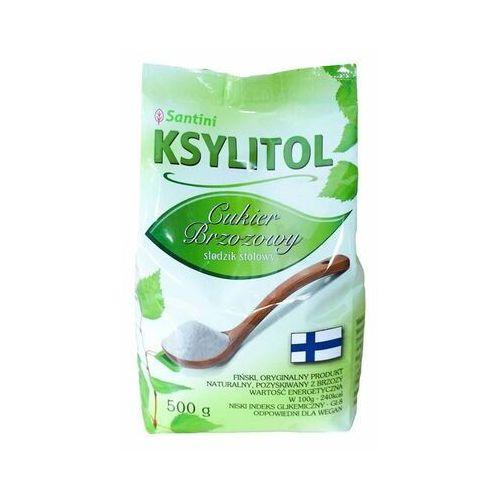 Santini Ksylitol 500 g (torebka) - (finlandia) (5908234462098)
