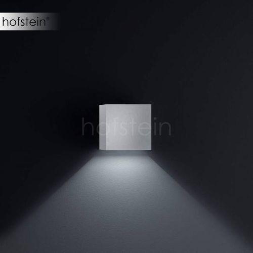 Helestra SIRI 44 zewnętrzny kinkiet LED Nikiel matowy, 2-punktowe - Nowoczesny - Obszar zewnętrzny - 44 - Czas dostawy: od 3-6 dni roboczych (4022671102698)