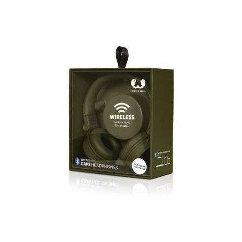 Słuchawki FRESH N REBEL CAPS ARMY 001563020000 Darmowy odbiór w 19 miastach!