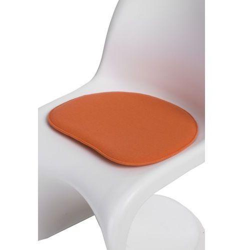 Poduszka na krzesło Balance pomarańczowa MODERN HOUSE bogata chata