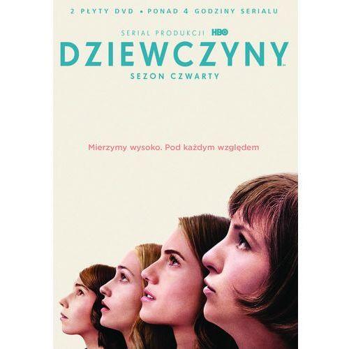 Dziewczyny, sezon 4 (2xDVD) - Girls, Season 4 (2 DVD) (7321909339354)