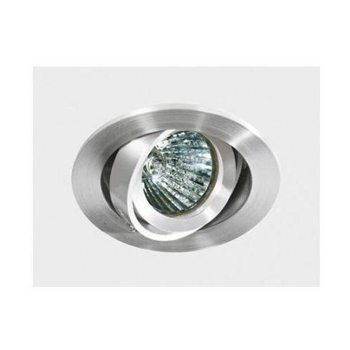 carlo 1 gm2102 oczko lampa oprawa wpuszczana downlight 1x50w gu10 aluminium marki Azzardo