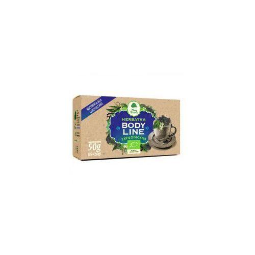 Herbata Body line - odchudzanie fix BIO 25*2g DARY NATURY