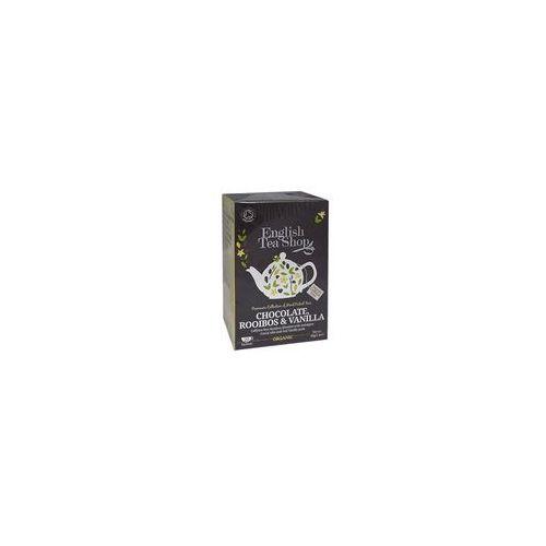 Ets chocolate rooibos & vanilla 20 saszetek marki English tea shop