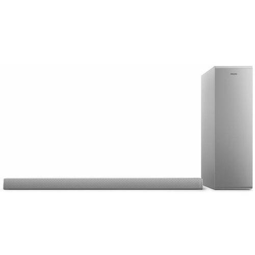 Philips Soundbar tab6405/10 srebrny (4895229108929)