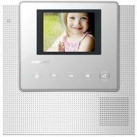 Cdv-43u white monitor kolorowy do wideodomofonu, biały  marki Commax