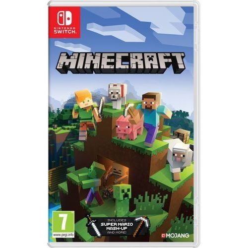 Nintendo Minecraft: switch edition (0045496420628)