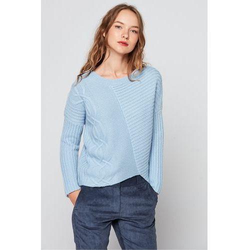 Asymetryczna bluzka - marki Patrizia aryton