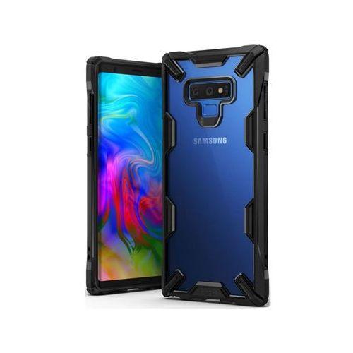 Etui Ringke Fusion X Samsung Galaxy Note 9 Black, kolor czarny