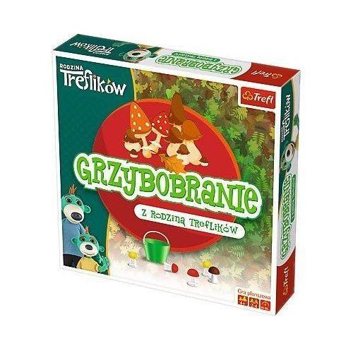 Trefl Gra ikowe grzybobranie +darmowa dostawa przy płatności kup z twisto