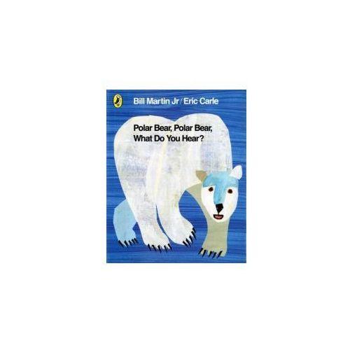 Polar Bear, Polar Bear, What Do You Hear?, Carle, Eric