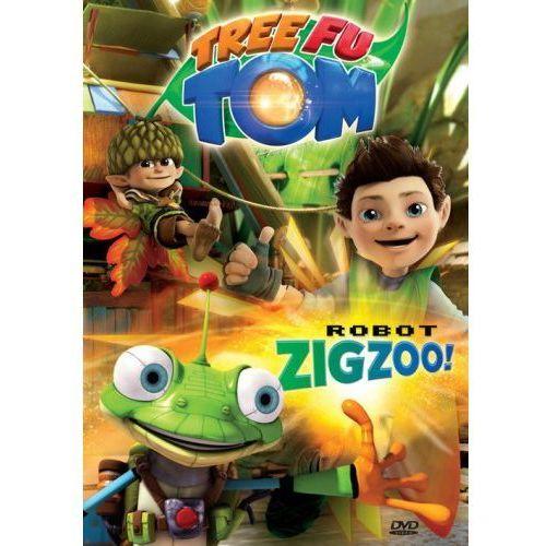 Cass film Tree fu tom. robot zigzoo! (dvd) - darmowa dostawa kiosk ruchu (5905116011702)